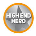 High End Hero
