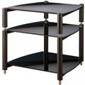 Alphason ST560 3-Shelf Rack (Black)