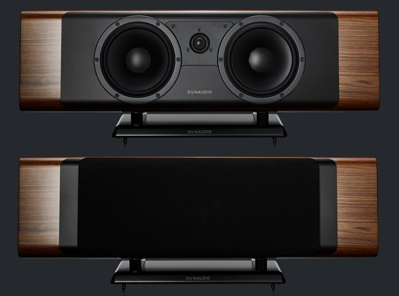 Dynaudio Contour 25C Centre Speaker (Walnut Light Satin)