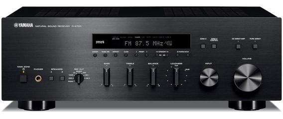 yamaha r s700 stereo receiver the listening post. Black Bedroom Furniture Sets. Home Design Ideas