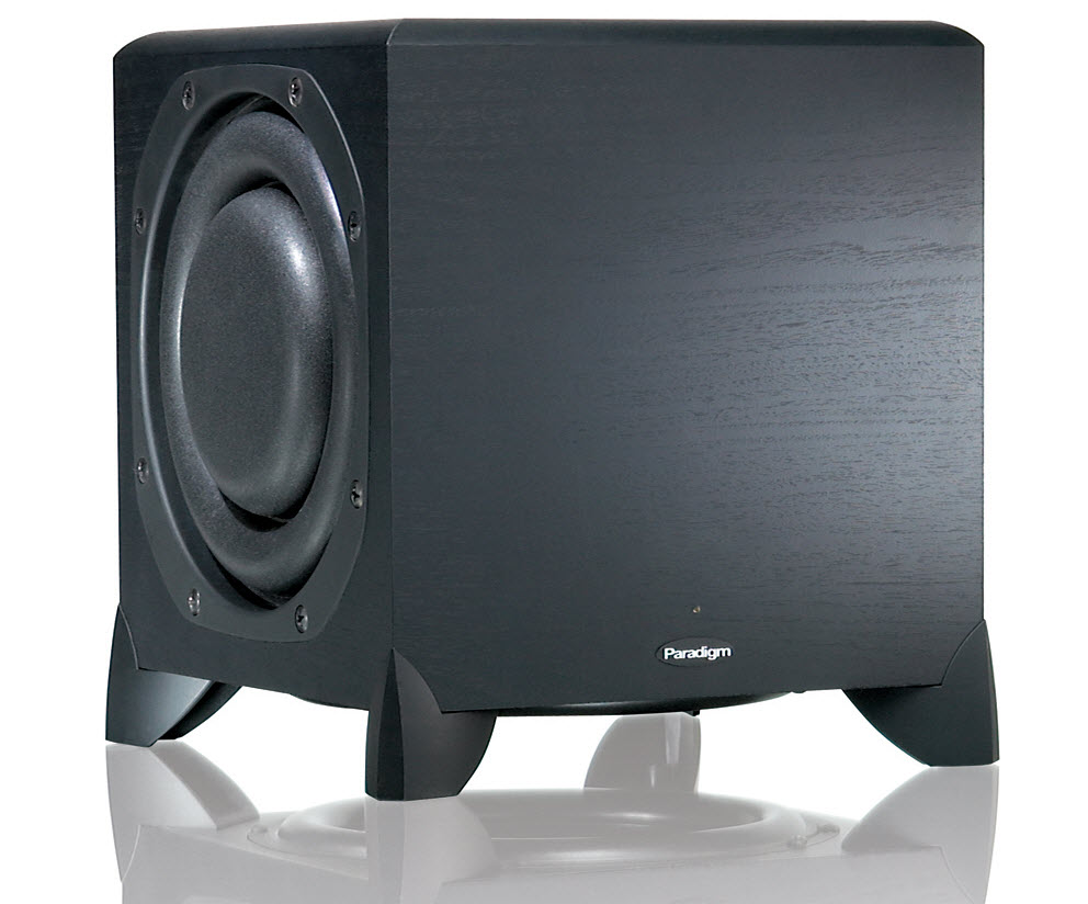Paradigm UltraCube 10 Subwoofer The Listening Post