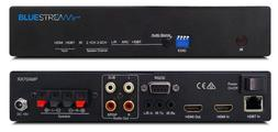 Blustream RX70AMP HDBaseT Receiver with Amp