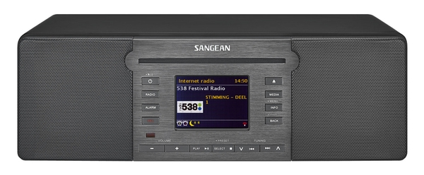 Sangean DDR-66BT Mini System