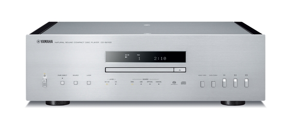 yamaha cd s2100 cd player the listening post. Black Bedroom Furniture Sets. Home Design Ideas