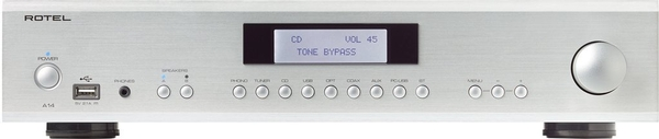 Rotel A14 Integrated Amplifier