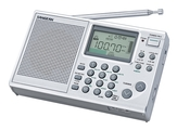Sangean ATS-405 Digital World Clock Radio