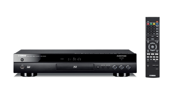 yamaha bd a1040 blu ray player the listening post. Black Bedroom Furniture Sets. Home Design Ideas