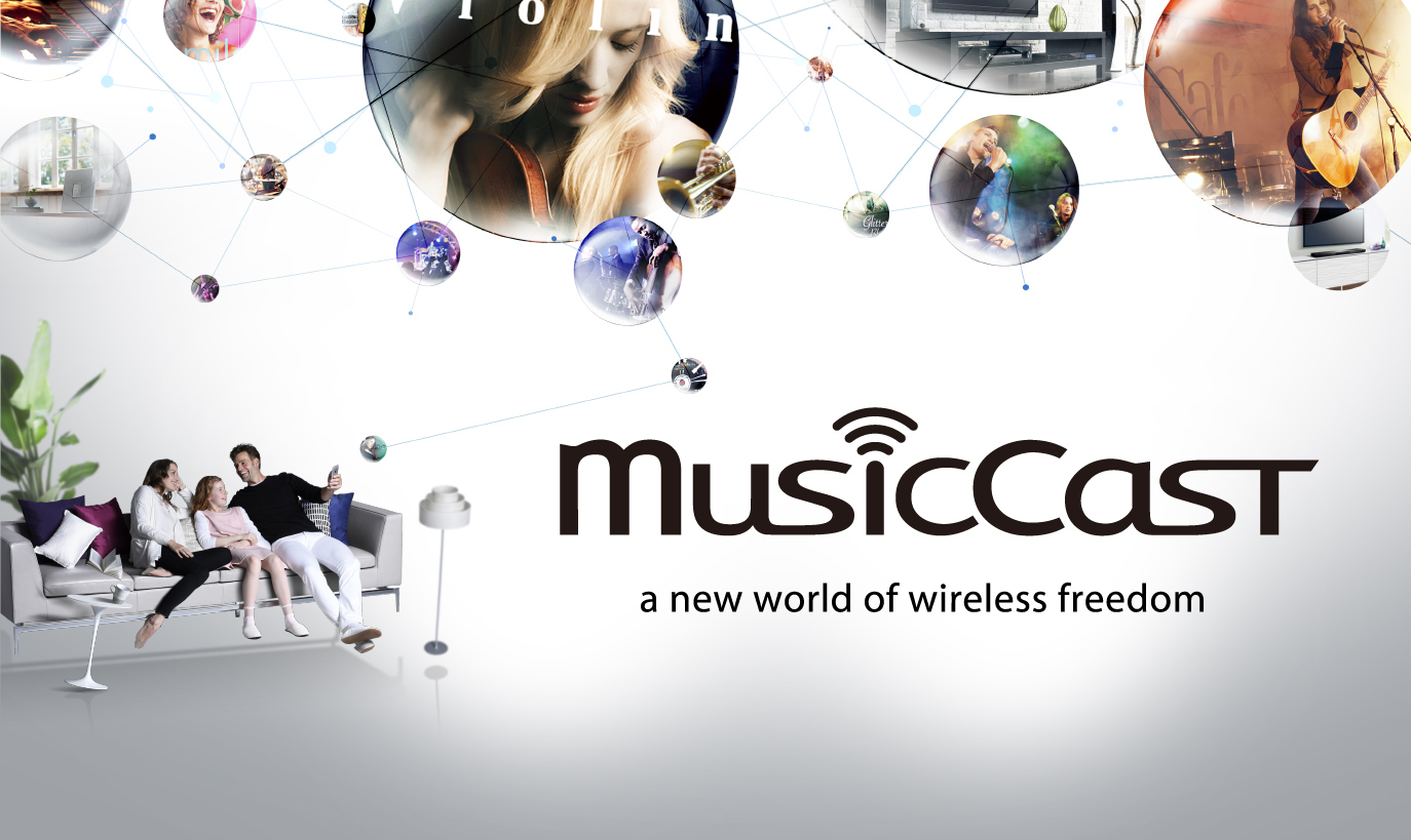 MusicCast by Yamaha Audio