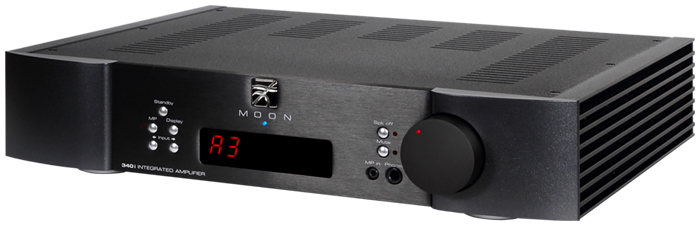 Moon Neo 340i X Integrated Amplifier Amp The Listening