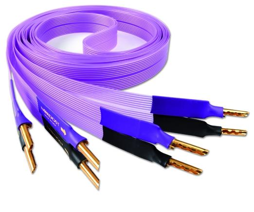 nordost purple flare speaker cable 3m the listening post christchurch and wellington. Black Bedroom Furniture Sets. Home Design Ideas